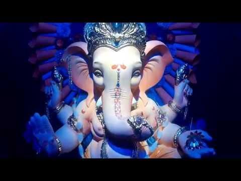 Prasad Vadavalkar Home Ganpati Decoration Video