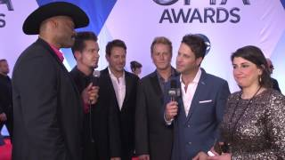 Parmalee Talks About Their New Single // CMA Red Carpet // Country Outfitter
