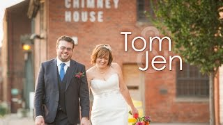 Tom and Jen - Kelham Island Steam Museum Wedding Video