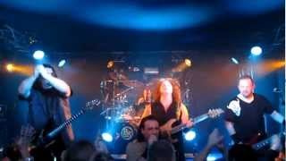 [HD] Brainstorm - Shiver (12-04-2012, Rock Temple, NL)