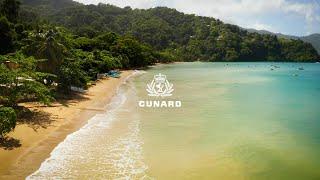 Cunard Line: Rediscover freedom