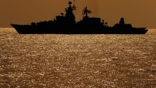 БПК «Вице-адмирал Кулаков» России оказал помощь украинскому рыбацкому судну в Средиземном море