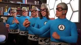 The Aquabats! Super Show! Season 2 Intro