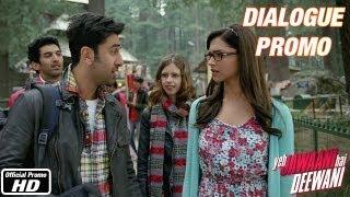 Shaadi ke basic concept mein hi jhol hai - Dialogue Promo 4 - Yeh Jawaani Hai Deewani