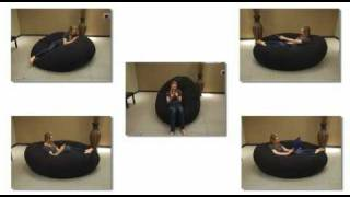 Bean Bag Chair called the Comfy Pad - The most versatile beanbag on the planet!