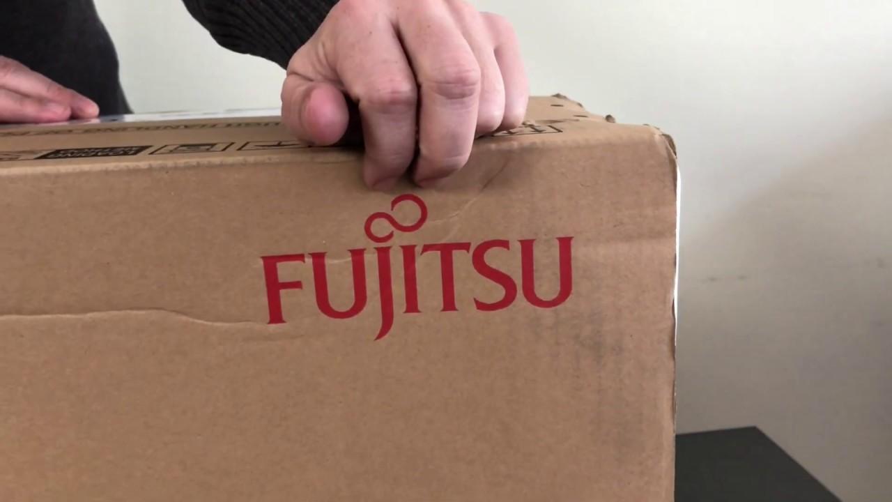 Сплит-система Fujitsu Slide Inverter ASYG14LUCA/AOYG14LUC видео