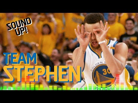 SOUND UP: Team Stephen   2018 NBA All-Star Game