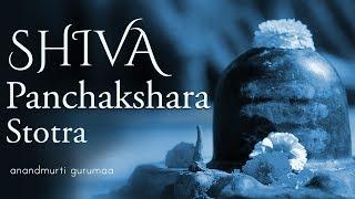 Shiva Panchakshara Stotra  Shiva Stotra