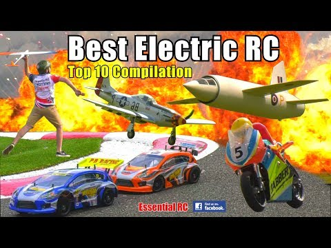 Best TOP 10 Fast And Explosive ELECTRIC Radio Controlled (RC) Compilation