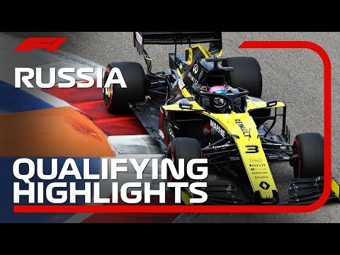 2019 Russian Grand Prix: Qualifying Highlights