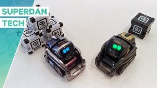 Anki Vector or Cozmo | Which one to choose???