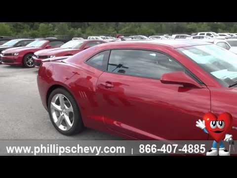 2015 Chevrolet Camaro - Phillips Chevrolet - Walkaround - Chicago New Car Dealership
