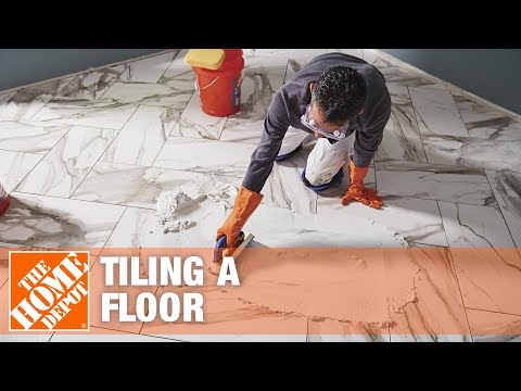 Tile Floor Installation: How to Prepare and Lay Tile?