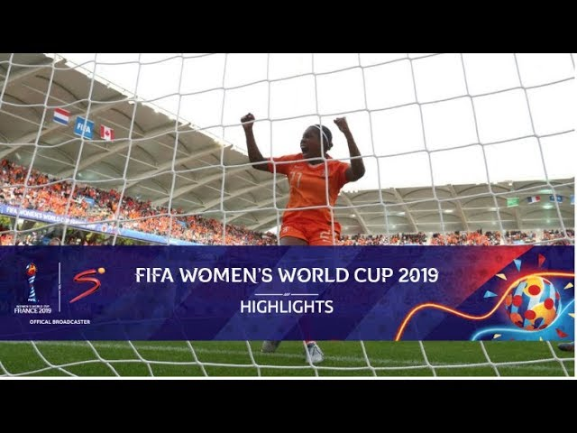 FIFA Women's World Cup | Netherlands vs Canada | Highlights