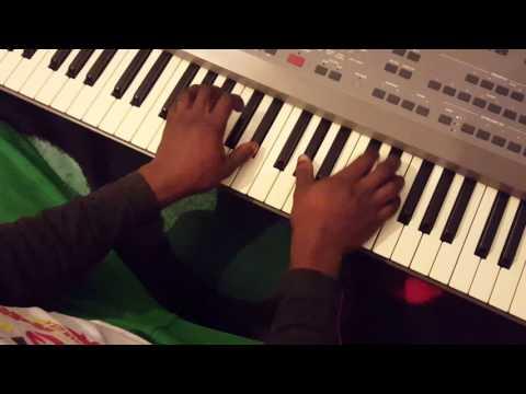 African praises keyboard Easy chords to lern