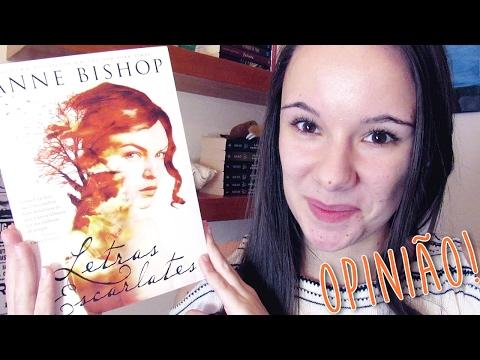 OPINIÃO: Letras Escarlates de Anne Bishop