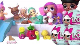Видео для Детей. Сюрприз Игрушки. Игрушки Куклы. LOL BABY DOLLS TWOZIES #ДетскийКанал