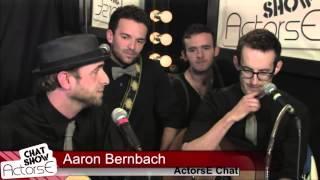 Actors E Chat Show - Almost Classy - Host Brett Walkow