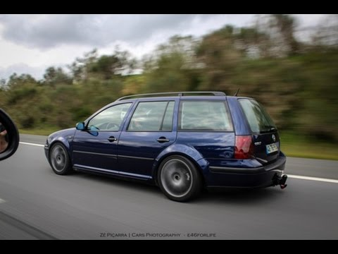 VW Golf IV Variant #PS - Stance - Portuguese Project
