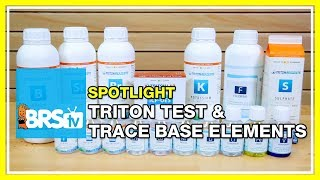 Know everything about Triton ICP/OES Tests and Trace Base Elements - BRStv