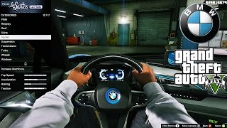 Gta V Bmw I8 Spyder 2017 Vs Bmw I8 Gta 5 Free Video Search Site