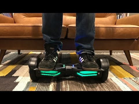 REVIEW: SwagTron T3 – The Best Hoverboard (2017)