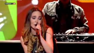 Belinda y Juan Magán - Te voy a esperar (Premios Ondas 2012)