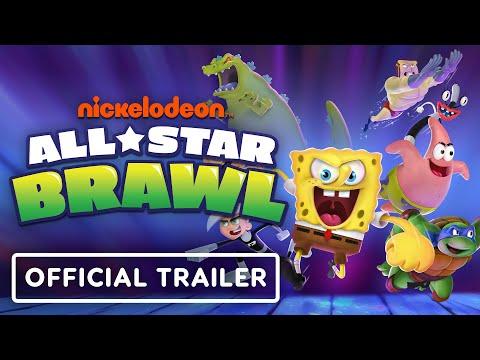 Trailer de Nickelodeon All-Star Brawl
