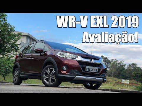 Novo Honda WR-V EXL 2019 avaliação - Falando de Carro