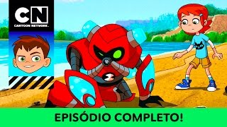 Filtro de água | Episódio completo | Ben 10 | Cartoon Network