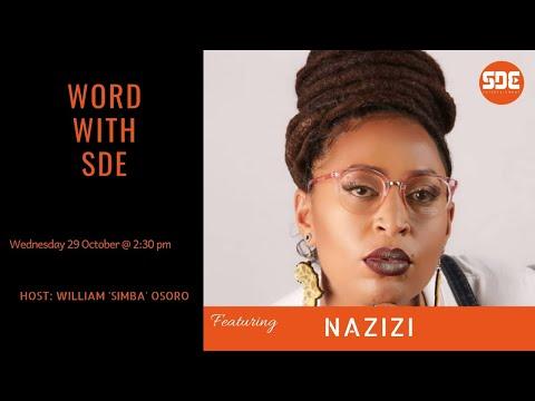 #WordWithSDE featuring Nazizi