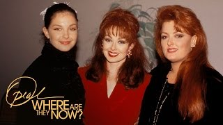 Naomi Judd Was Brought to Tears by This Intimate Family Moment  l Where Are They Now l OWN
