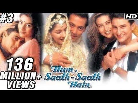 Hum Saath Saath Hain Full Movie | (Part 3/16) | Salman Khan, Sonali | New Released Full Hindi Movies  downoad full Hd Video
