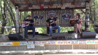 Adam Hood at Luckenbach - Late Night Dinner