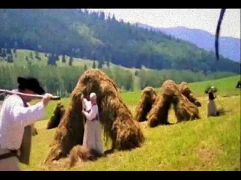 Uboče uboče (Slovak folk song)