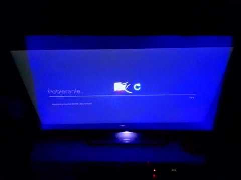 Sony W75C/W755C/W756C - test telewizora clouding
