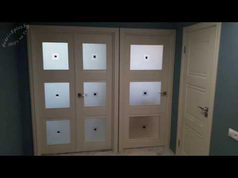 Видео Двери Profil Doors 3X 4X эш вайт
