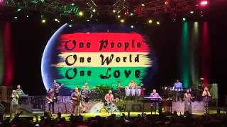 Jimmy Buffett - Love & Luck-One Love live at Xfinity Center 8/19/2017