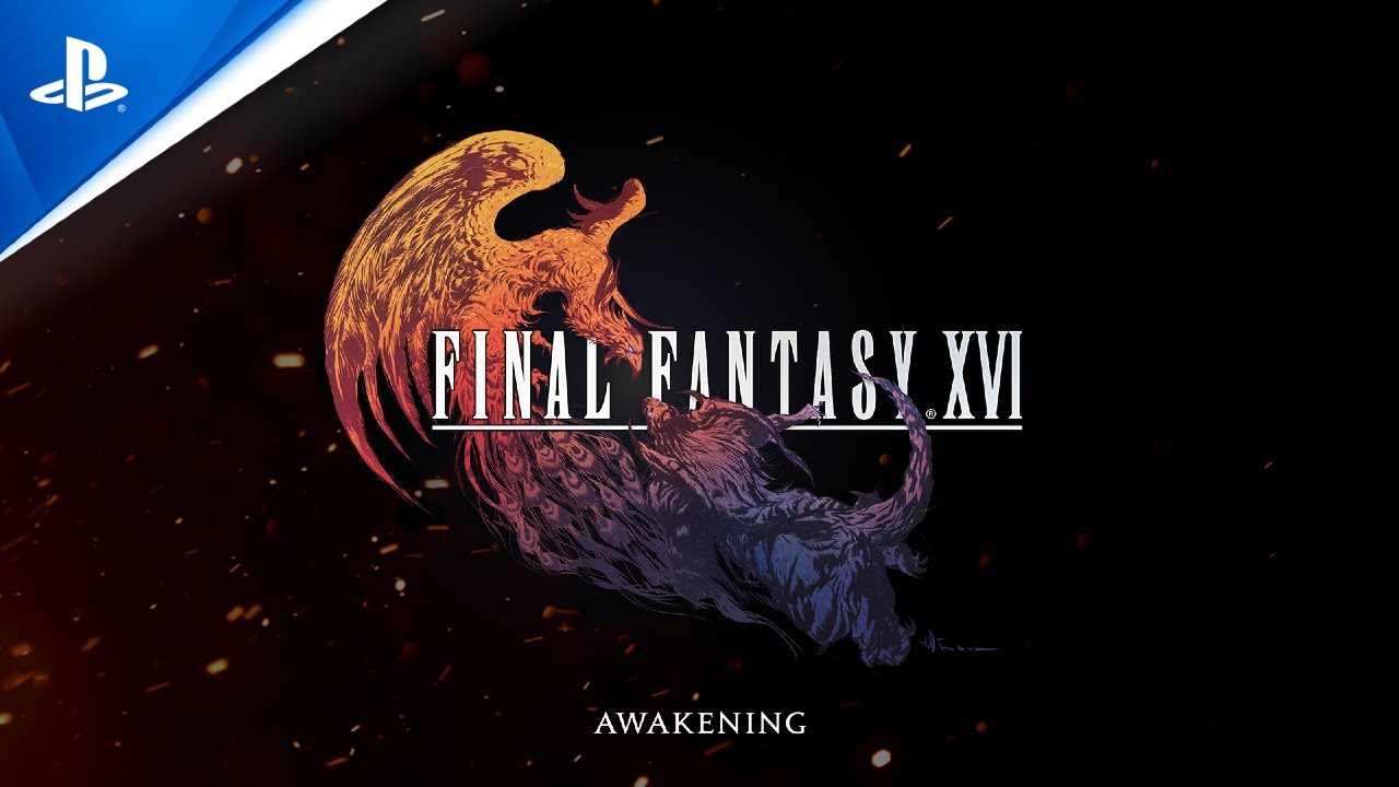 Final Fantasy XVI a été annoncé sur la PS5