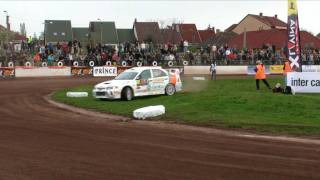 preview picture of video 'Maxx Shot 17. Miskolc Rallye Prológ Kicsúszás - Vazsu Bt. http://www.vazsu.eu'