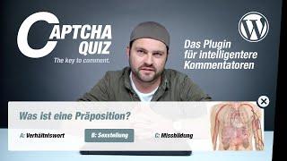 Captcha Quiz