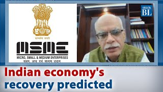 Indian economy to see V-shaped recovery next fiscal  IMAGES, GIF, ANIMATED GIF, WALLPAPER, STICKER FOR WHATSAPP & FACEBOOK
