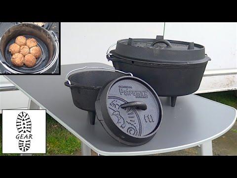 """Dutch Oven """"Feuertopf"""" von Petromax"""