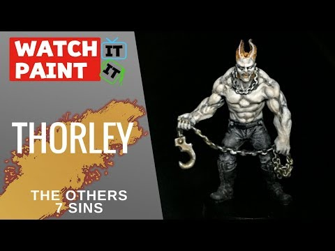 The Others : 7 Sins - Painting Thorley