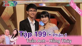 Hài hước với hành trình yêu nhau của vợ chồng 'chị em' | Tuấn Anh - Hồng Thủy | VCS #199