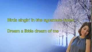 Dream A Little Dream Karaoke