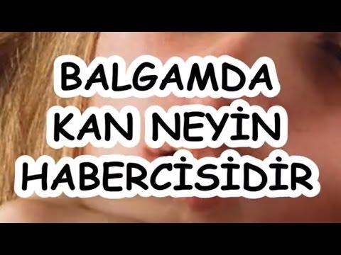 BALGAMDA KAN NEYİN HABERCİSİDİR