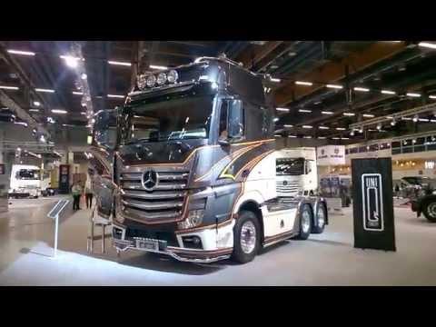 download uniq concept mb actros mercedes benz super truck. Black Bedroom Furniture Sets. Home Design Ideas