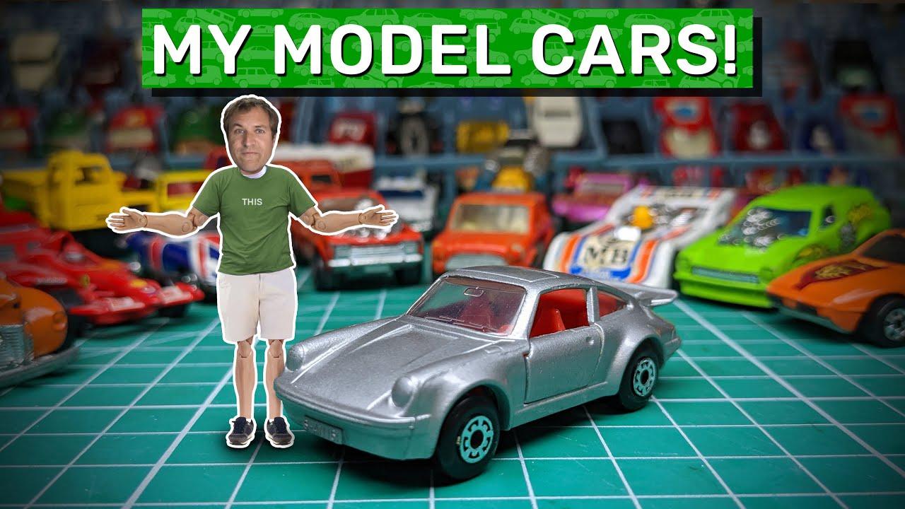 Here's a Tour of Doug DeMuro's Model Car Collection!