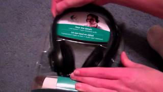 Logitech H530 Headset Unboxing and Overview